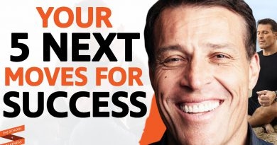 The 5 REASONS Why 1% Of People SUCCEED & 99% FAIL | Tony Robbins & Lewis Howes