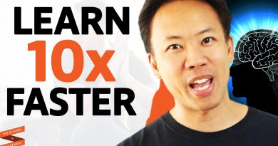 The 5 STEPS To IMPROVE MEMORY & LEARN 10x FASTER | Jim Kwik & Lewis Howes