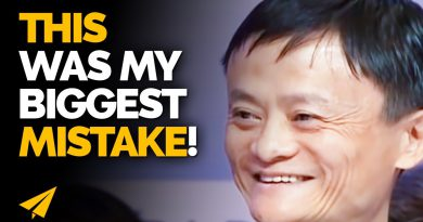 The BIGGEST MISTAKES from Alibaba Founder Jack Ma | #BelieveLife