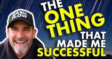 The One Thing That Made Me Successful - Grant Cardone