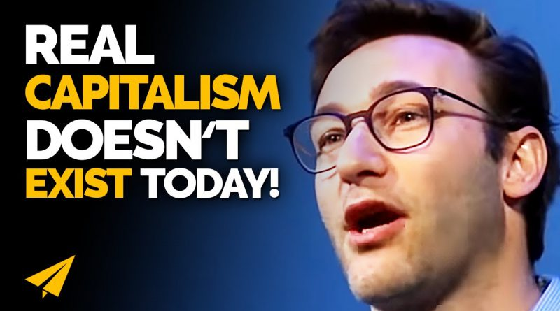 We've CORRUPTED CAPITALISM, It Was NEVER Meant to LOOK Like THIS! | Simon Sinek | #Entspresso
