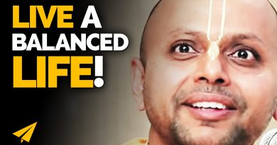 You MUST Find the TIME for YOURSELF! | Gaur Gopal Das | #Entspresso