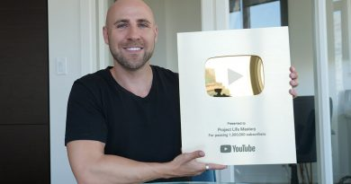 10 Things I Learned From Getting 1,000,000 YouTube Subscribers