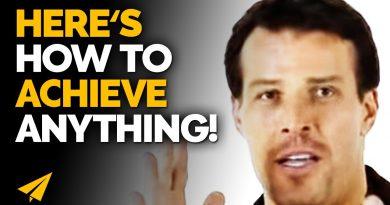7 WAYS to Accomplish ANY GOAL You SET! | #BelieveLife