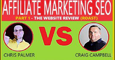 Affiliate Marketing Website -SEO Tips (Case Study)