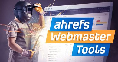 Ahrefs Webmaster Tools (AWT) - Our Free SEO Tool