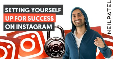 Build Your Instagram Profile The Right Way - Module 1 - Lesson 1 - Instagram Unlocked