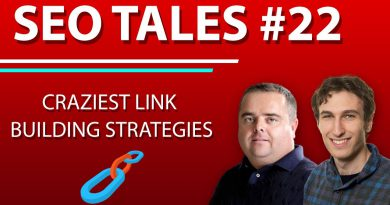 Craziest Link Building Strategies | SEO Tales | Episode 22