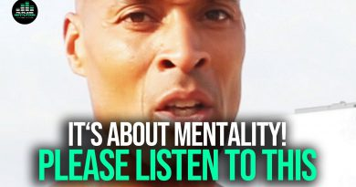 DAVID GOGGINS - Remember Who You Are (The Cookie Jar Speech)