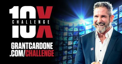 Grant Cardone's 10X Challenge