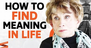 Holocaust Survivor Shares INSPIRING STORY On How To FIND MEANING IN LIFE | Edith Eger & Lewis Howes
