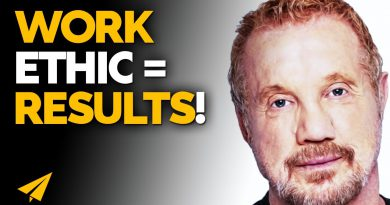 How to Develop an INCREDIBLE WORK ETHIC! | Diamond Dallas Page Interview | #BoShow