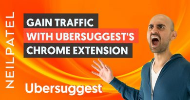How to Get More SEO Traffic Using The Ubersuggest Chrome Extension