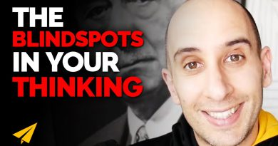 How to IDENTIFY Your BLINDSPOTS When Building Your LIFE | #SomethingToProve