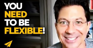 How to LIVE a Purposeful LIFE With CONFIDENCE! | Dean Graziosi Interview | #ModelTheMasters