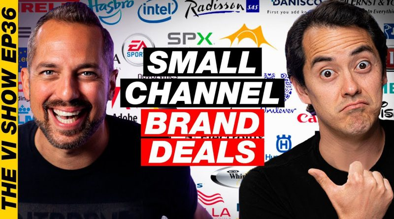 How to Land Brand Deals When You're First Starting Out! |Owen Video| #vishow 36