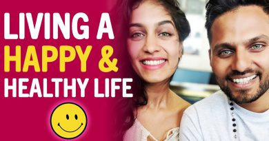 Jay Shetty & His Wife Radhi EXPLAIN How To Live A LONG, HAPPY & HEALTHY LIFE