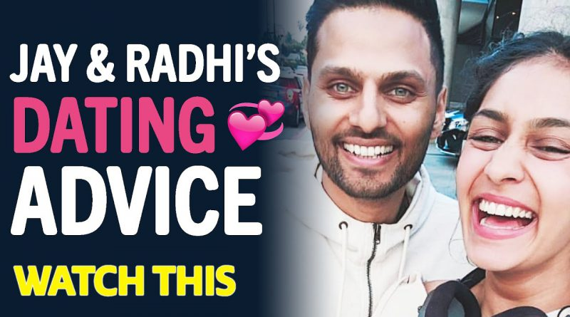 Jay Shetty & His Wife Radhi Share Their BEST DATING ADVICE To Build A HEALTHY RELATIONSHIP