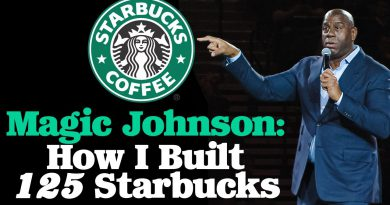 Know Your Customer: How Magic Johnson Built 125 Starbucks