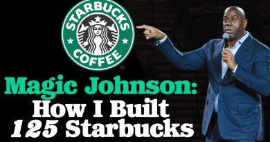 Know Your Customer: How Magic Johnson Built 125 Starbucks