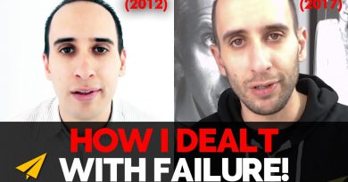 My BIGGEST FAILURE and How to AVOID IT! | 2012 vs 2017 | #EvanVsEvan