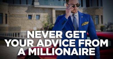 Never Get Your Advice from a Millionaire - Cardone Zone