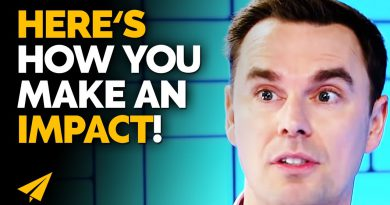 STOP Being TERRIFIED of THIS! | Brendon Burchard | #Entspresso