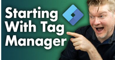 Starting With Google Tag Manager: A Beginner's Guide