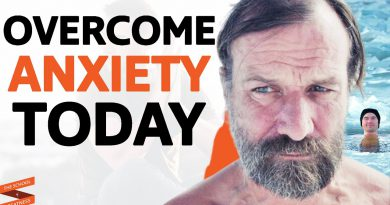 The 3 Steps To BECOME IMMUNE To Illness & REDUCE ANXIETY | Wim Hof & Lewis Howes