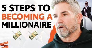 The 5 STEPS To Become A MILLIONAIRE | Grant Cardone & Lewis Howes