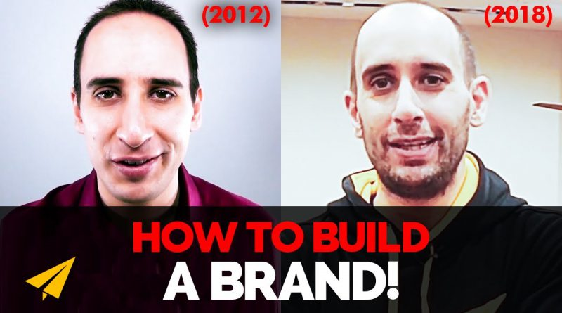 The BEST WAY to BUILD a BRAND That STANDS OUT!   2012 vs 2019   #EvanVsEvan