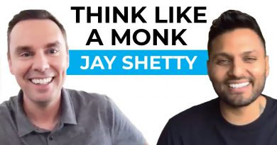 Think Like a Monk with Jay Shetty