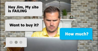 We Just Bought This Site - Here's Our Plan