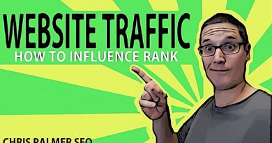 Website Traffic to Rank Page 1 on Google