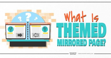 What Is A Theme Mirrored Page?