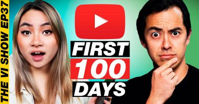 What to Do With Your Channel in Your First 100 Days on Youtube|Jade Darmawangsa| #vishow 37