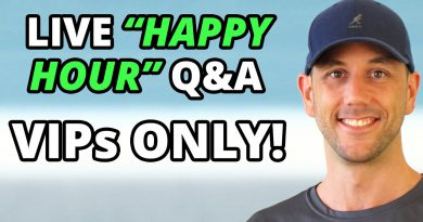 """Happy Hour!"" Live Q&A To Discuss SamCart's 2020 Launch & Bonuses"