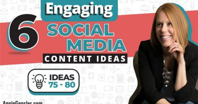 6 Engaging Social Media Content Ideas for Business Owners [Ideas 75 - 80]