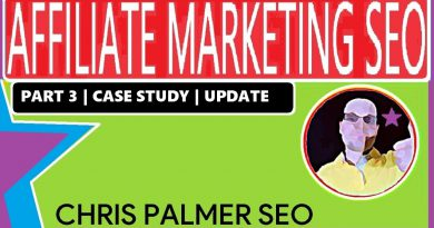 Affiliate Marketing Website - Case Study
