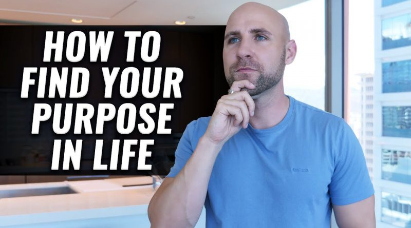 "Are You Wondering… ""What Should I Do With My Life?"" (How To Find Your Purpose)"