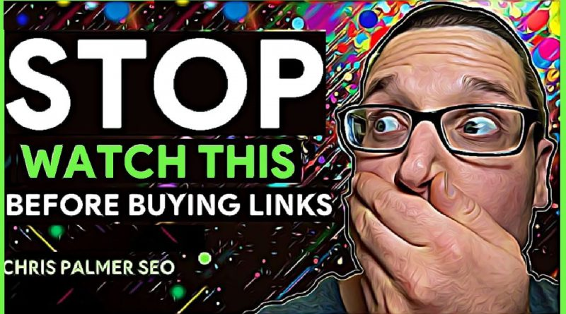 Before Buying Backlinks - Watch This Video