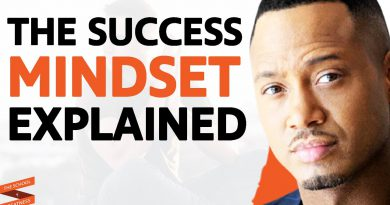 CELEBRITY REVEALS The Success Mindset Of HIGH ACHIEVERS | Terrence J & Lewis Howes