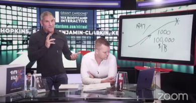 Grant Cardone - 10X Challenge - Featured Guest: Kenny 'The Jet' Smith