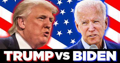Grant Cardone talks Trump vs Biden