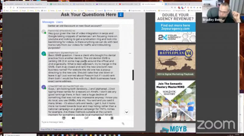 How Do We Use of Text Transcripts From Videos For Traffic And Link Building Purposes?