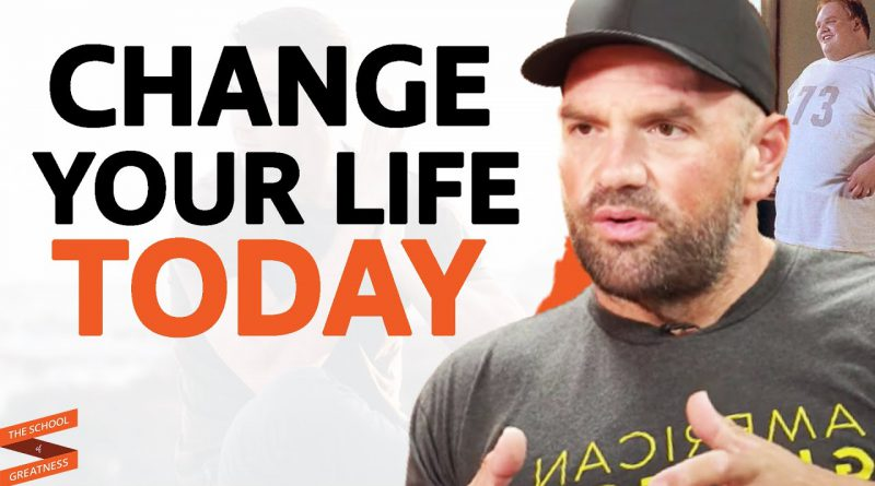How Ethan Suplee LOST 250+ POUNDS To Change His Life For SUCCESS | Lewis Howes