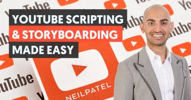 How to Script & Storyboard Your YouTube Videos - Module 2 - Lesson 1 - YouTube Unlocked