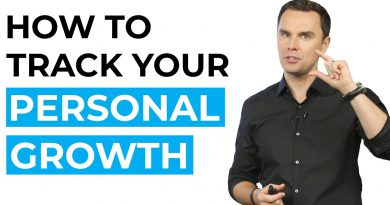 How to Track Your Personal Growth