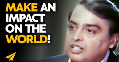 Just Chasing MONEY is WRONG... And Here's WHY! | Mukesh Ambani | #Entspresso
