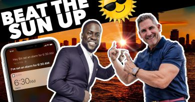 Kevin Hart and Grant Cardone Beat the Sun Up